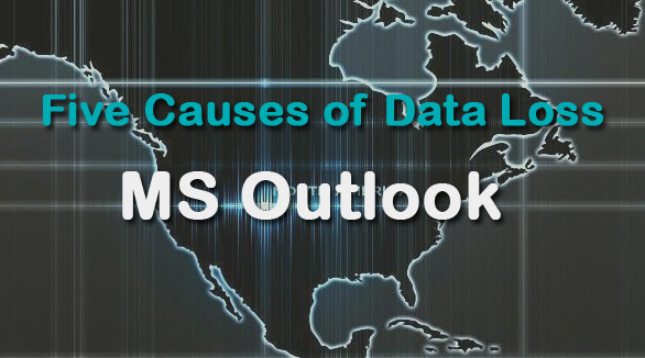 Data loss in MS Outlook