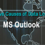 five causes of data loss