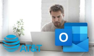 AT&T not working with Outlook
