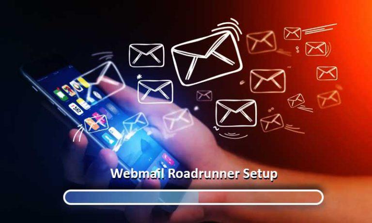 webmail roadrunner setup
