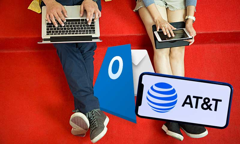 Simplest Way to Set and Configure ATT Email on MS Outlook