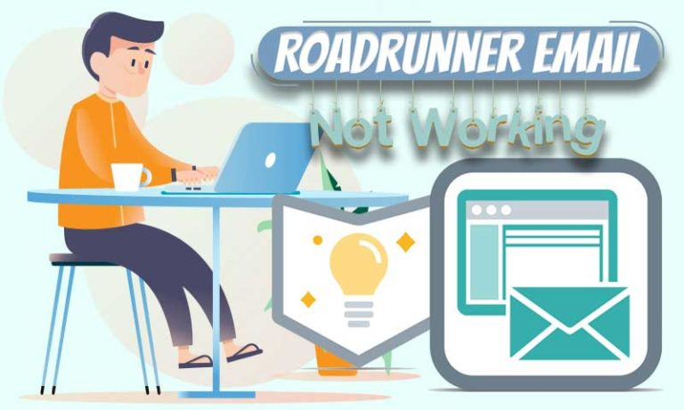 why is my roadrunner email not working