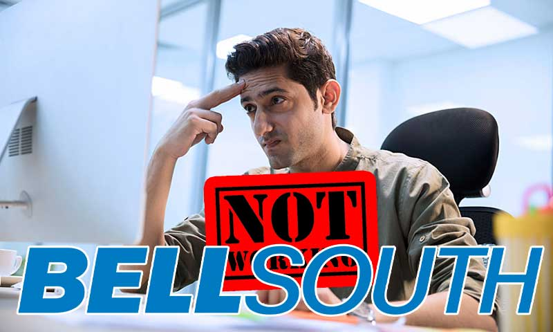 Top 10 Solutions to Bellsouth.Net Email Not Working Error
