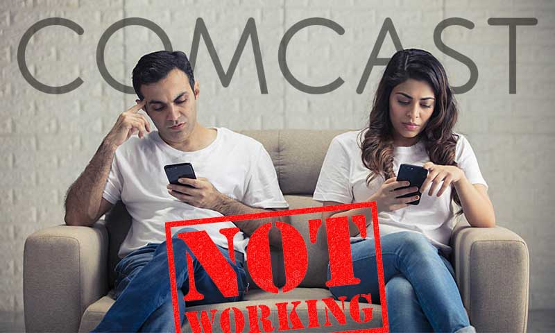 A Complete Solution Guide for Various Factors leading to Comcast Email Is Not Working On iPhone