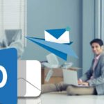how to create an outlook email