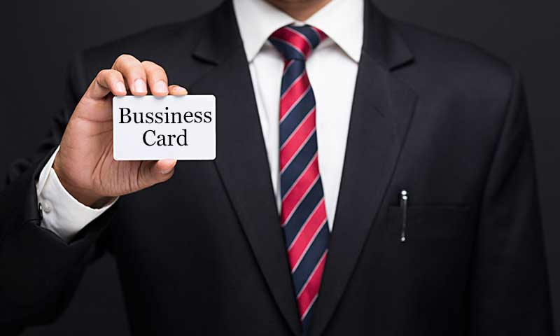 Things to Consider Making an Innovative Business Card