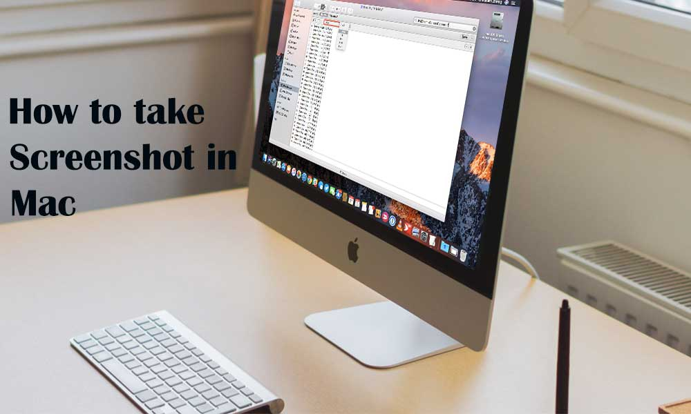The Right Way to Capture a Screenshot on Mac
