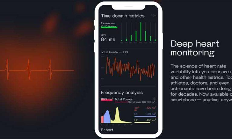 Heart Rate Variability App