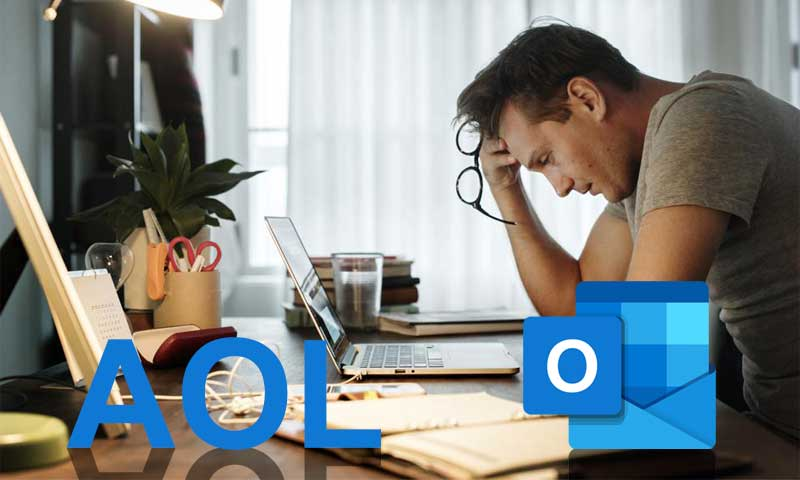 AOL Email Is Not Working with Outlook? Here is the Corrective Guide