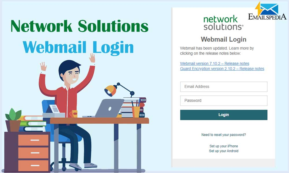 How to Sign-in to Network Solution Webmail and Fix Login Issues