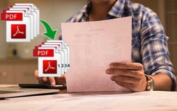 Add Page Numbers On Your PDF