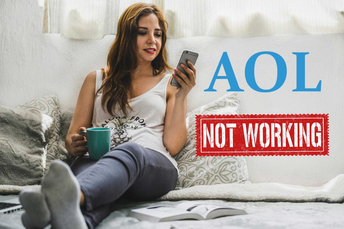 "7 Methods to Instantly Fix ""AOL Email Not Working on iPhone"" Issue"