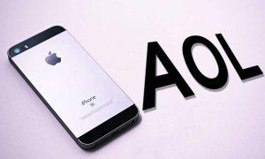 Aol mail setup on iphone