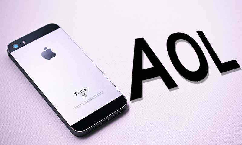 The Two Right Methods to Add/ Setup AOL Email on iPhone or iPad