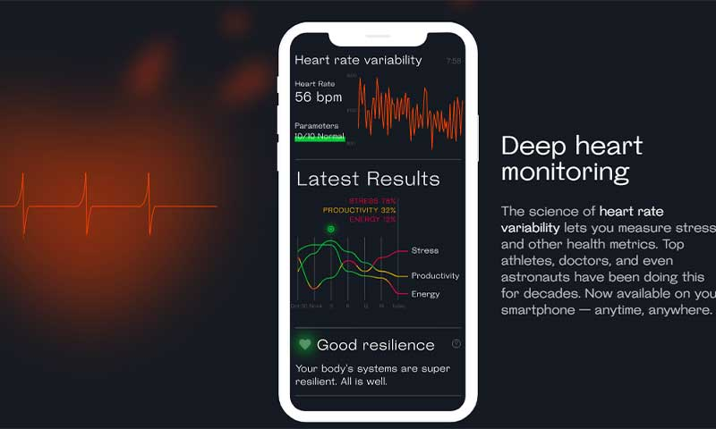 Heart Rate Checking App – Individualized Push for Your Training Goal