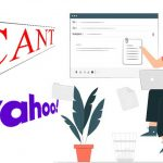 Cant attach files in yahoo mails