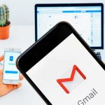 How to sync gmail with outlook