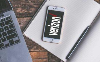Verizon net email setup on Iphone