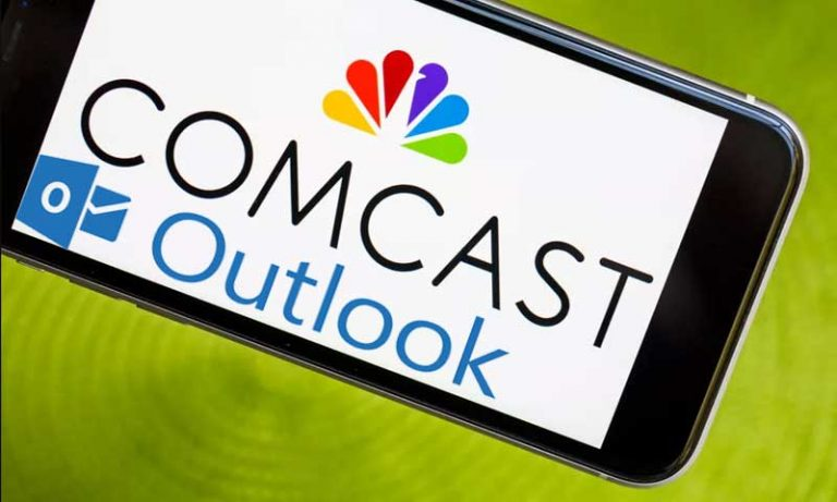 Comcast email is not woking with outlook