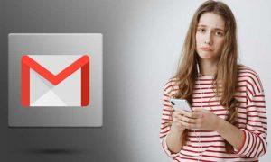 Gmail apps keep crashing