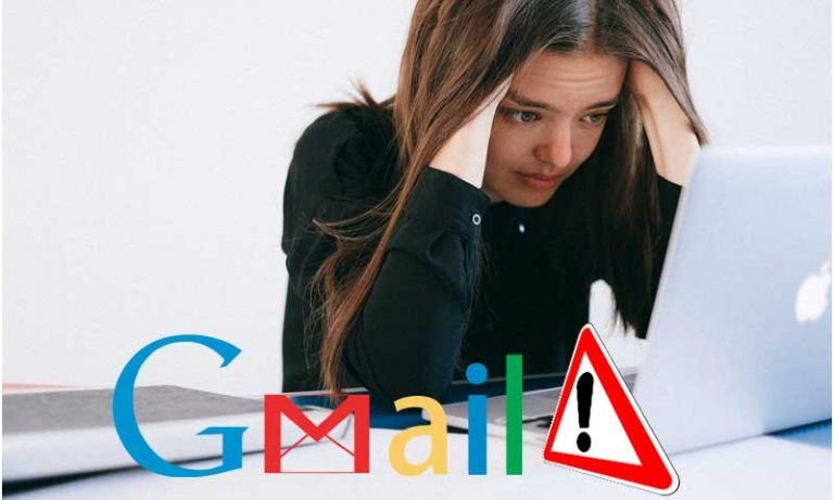 Gmail is not working
