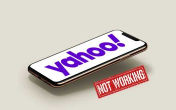 Yahoo mail is not working in iphone or ios