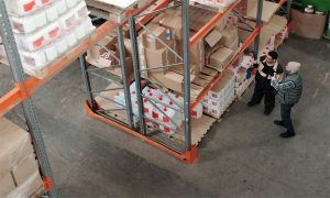What is an Automated Warehouse Picking System