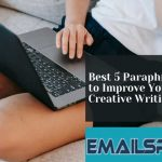 Five Paraphrase Tools for Improving Writing
