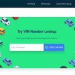 List of VIN Decoders