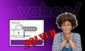 Recover Your Yahoo Mail Account Password