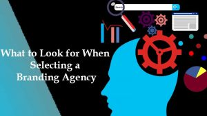 What to Look for When Selecting a Branding Agency