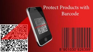 Protect Products with Barcode