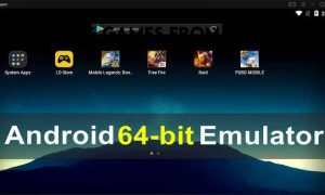 Playing 64-bit Games on 32-bit Android