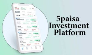5paisa Investment Platform